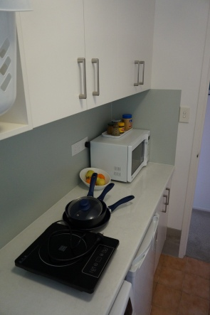 Guest kitchenette
